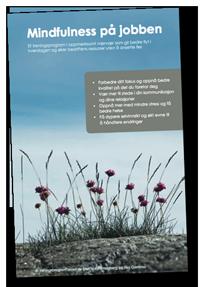 Mindfulness på jobben - brosjyre
